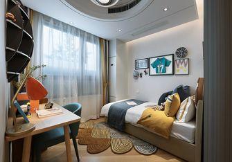 100平米三室两厅美式风格儿童房设计图
