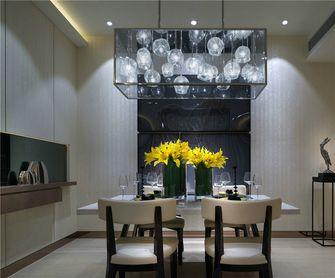 130平米三室一厅其他风格餐厅装修效果图