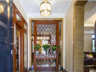 富裕型140平米四室五厅现代简约风格玄关图片大全