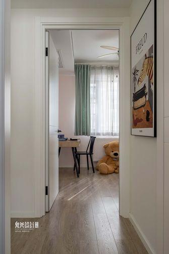 15-20万130平米四室两厅混搭风格卧室图