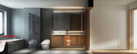 140平米别墅日式风格卫生间装修效果图