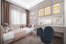100平米三室一厅中式风格儿童房装修案例
