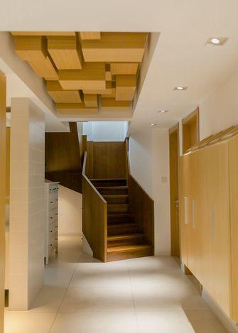10-15万140平米复式日式风格楼梯图片大全