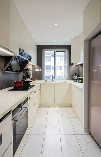 90平米三室一厅混搭风格厨房装修效果图