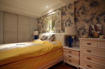 70平米一居室美式风格卧室效果图