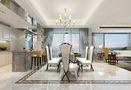 15-20万140平米四室两厅美式风格餐厅飘窗装修案例