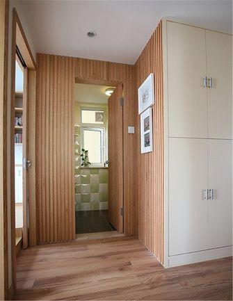 70平米公寓田园风格走廊图片大全
