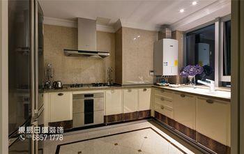 140平米复式新古典风格厨房装修案例
