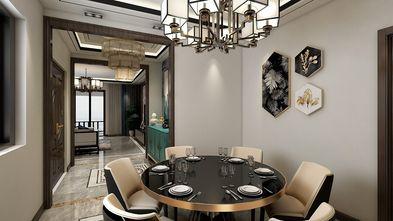 140平米四中式风格餐厅欣赏图