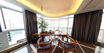 140平米四室两厅欧式风格阳台图片