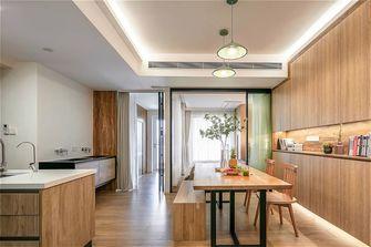 60平米三日式风格客厅装修效果图