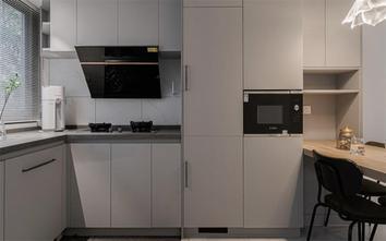 100平米三日式风格厨房图