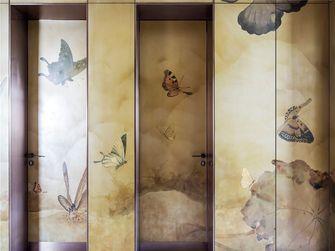 80平米美式风格储藏室图