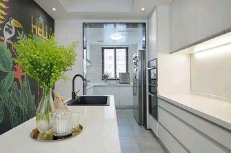 130平米三室两厅北欧风格厨房效果图
