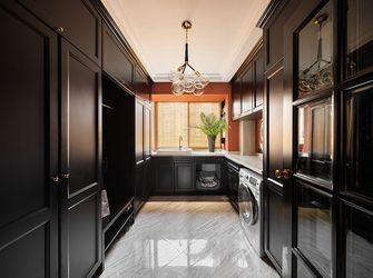 140平米三室两厅混搭风格衣帽间设计图