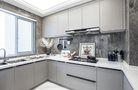 30平米以下超小户型法式风格厨房装修图片大全
