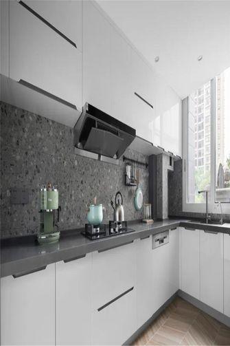 140平米四室一厅其他风格厨房设计图