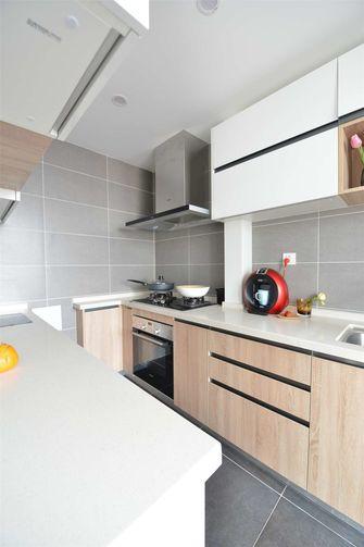 50平米公寓北欧风格厨房设计图