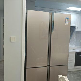90平米法式风格厨房装修案例