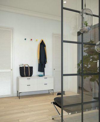 70平米公寓北欧风格玄关设计图