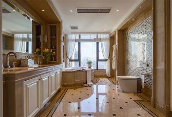 110平米三室两厅美式风格厨房设计图