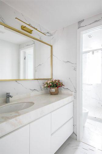 100平米三室两厅新古典风格卫生间图片大全