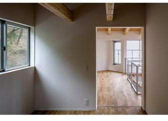 60平米一居室田园风格卧室图片大全