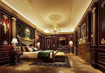 豪华型140平米四室四厅法式风格卧室装修案例