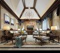 140平米别墅欧式风格客厅沙发图片