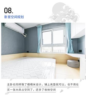 30平米小户型日式风格卧室欣赏图