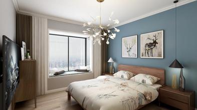 5-10万100平米混搭风格卧室图片