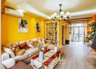 富裕型70平米中式风格客厅设计图