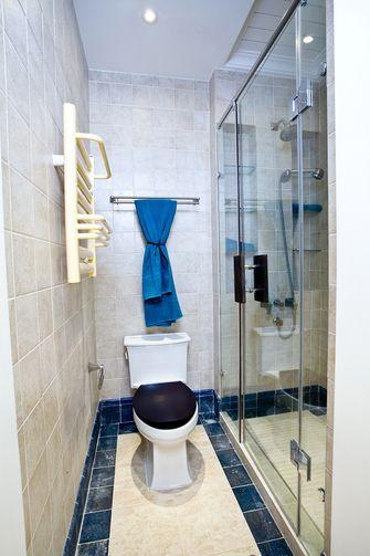 130平米三室两厅新古典风格卫生间装修案例