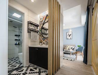 90平米三室两厅北欧风格卫生间效果图