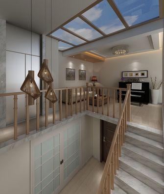 20万以上130平米别墅中式风格楼梯图片大全