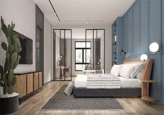 140平米别墅混搭风格卧室图片