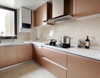 110平米三中式风格厨房装修案例
