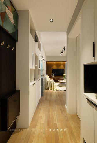 100平米三室一厅北欧风格玄关装修效果图