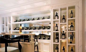 140平米复式地中海风格餐厅图