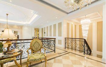 140平米复式法式风格楼梯间设计图