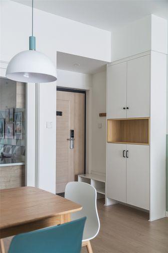 富裕型90平米三室一厅日式风格玄关装修案例