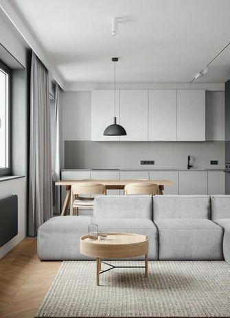 90平米一室两厅北欧风格厨房效果图