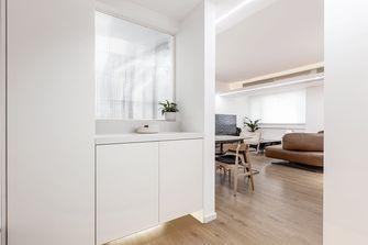 90平米一室两厅北欧风格玄关图片