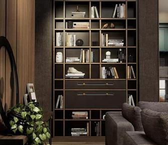 富裕型130平米其他风格书房装修图片大全