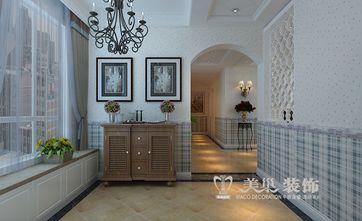 经济型140平米三室两厅英伦风格玄关装修图片大全