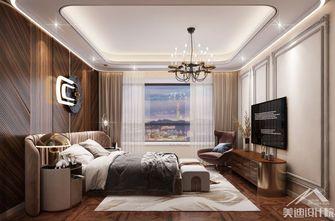 140平米复式其他风格卧室设计图
