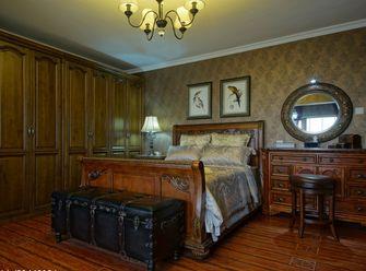 10-15万110平米三室三厅地中海风格卧室欣赏图