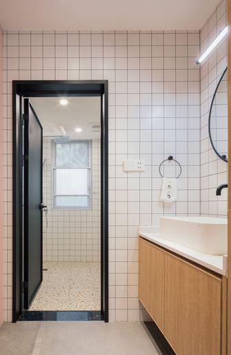 110平米三北欧风格卫生间装修图片大全