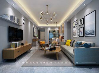 90平米三室两厅北欧风格其他区域图
