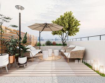 140平米别墅其他风格阳台装修案例